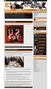 Portal U2fanlife